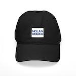 nolan rocks Black Cap