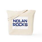 nolan rocks Tote Bag
