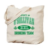 O'Sullivan Drinking Team Tote Bag