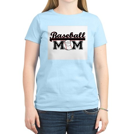 Baseball mom Women's Light T-Shirt