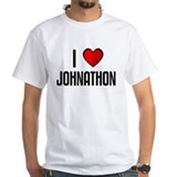 I LOVE JOHNATHON Shirt