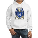 Krogh Coat of Arms Hooded Sweatshirt