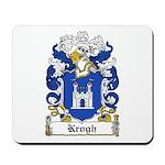 Krogh Coat of Arms Mousepad