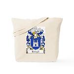 Krogh Coat of Arms Tote Bag
