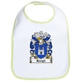 Krogh Coat of Arms Bib