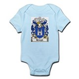 Krogh Coat of Arms Infant Creeper