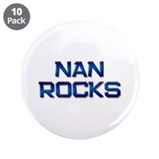 "nan rocks 3.5"" Button (10 pack)"