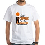 I Wear Orange For My Daughter 9 Leuk Shirt