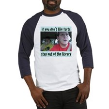 Funny Spencer Baseball Jersey