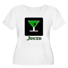 Juiced-Green- T-Shirt