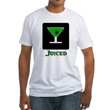 Juiced-Green- Shirt