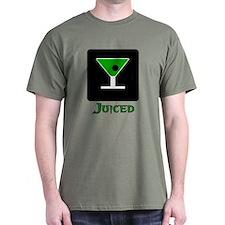 Juiced-Green- T-Shirt