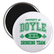 Doyle Irish Drinking Team Magnet