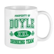 Doyle Irish Drinking Team Mug