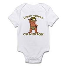 Light Weight Baby Champion Infant Bodysuit