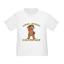 Light Weight Baby Champion T