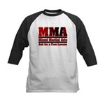 MMA - Ask for a Free Lesson Kids Baseball Jersey