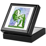 Shamrock Keepsake Box