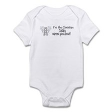 Im the Christian - Infant Bodysuit