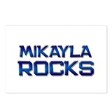 mikayla rocks Postcards (Package of 8)
