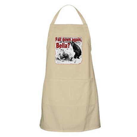 Funny Twilight BBQ Apron