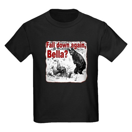 Funny Twilight Kids Dark T-Shirt