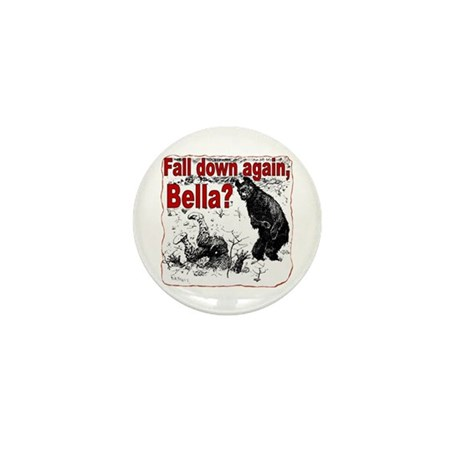 Funny Twilight Mini Button