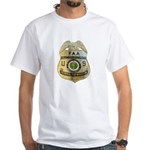 Air Marshal White T-Shirt
