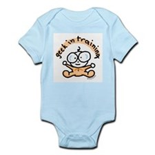 Geek in Training Infant Creeper