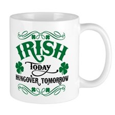 Irish Today Mug