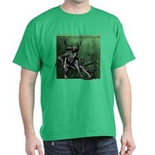 Cernunnos Kelly Green T-Shirt