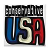 Conservative USA Tile Coaster