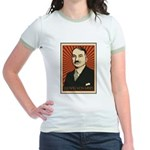 Ludwig von Mises Jr. Ringer T-Shirt