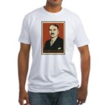 Ludwig von Mises Fitted T-Shirt