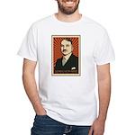 Ludwig von Mises White T-Shirt