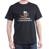 Beer and a Big Sausage T-Shirt