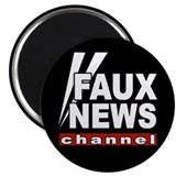 Faux News Magnet