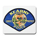 Kearny Police Mousepad