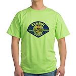 Kearny Police Green T-Shirt