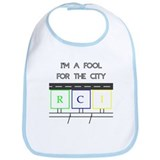 Fool For Sim City Bib