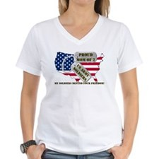 Proud Mom of 2 US Army Soldiers Shirt