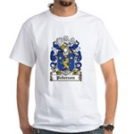 Pederson Coat of Arms White T-Shirt