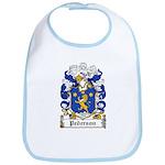 Pederson Coat of Arms Bib