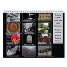 Beijing & The Great Wall Calendar
