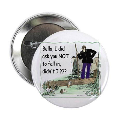 "Funny Bella 2.25"" Button"