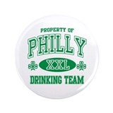 "Philadelphia Irish Drinking Team 3.5"" Button"