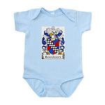 Rosenkrantz Coat of Arms Infant Creeper