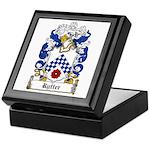 Rytter Coat of Arms Keepsake Box