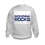 mckenna rocks Sweatshirt