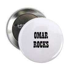 "OMAR ROCKS 2.25"" Button (10 pack)"